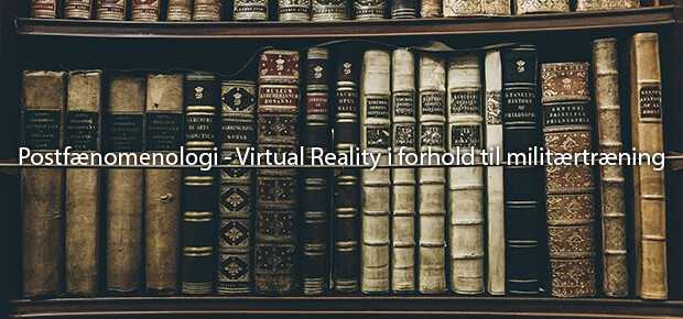 Postfænomenologi-bøger-litteratur-teknologi